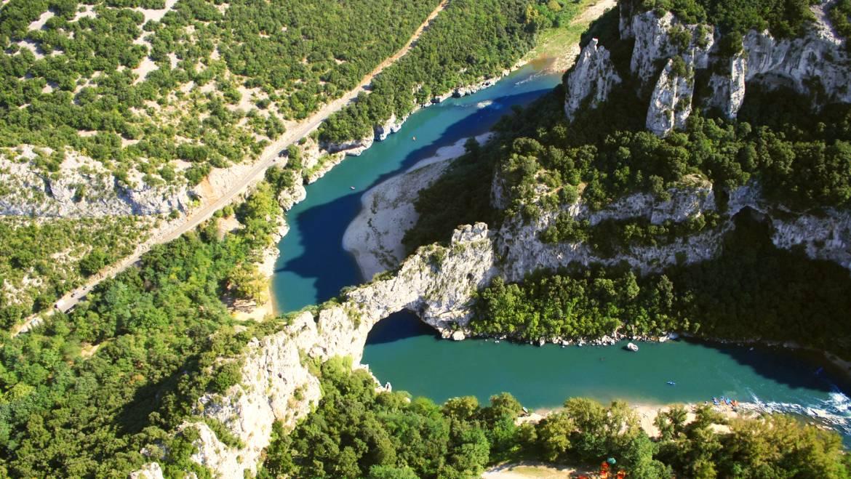 Gorges de l'Ardèche – Une nature sauvage