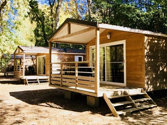 mobil-home camping ardeche